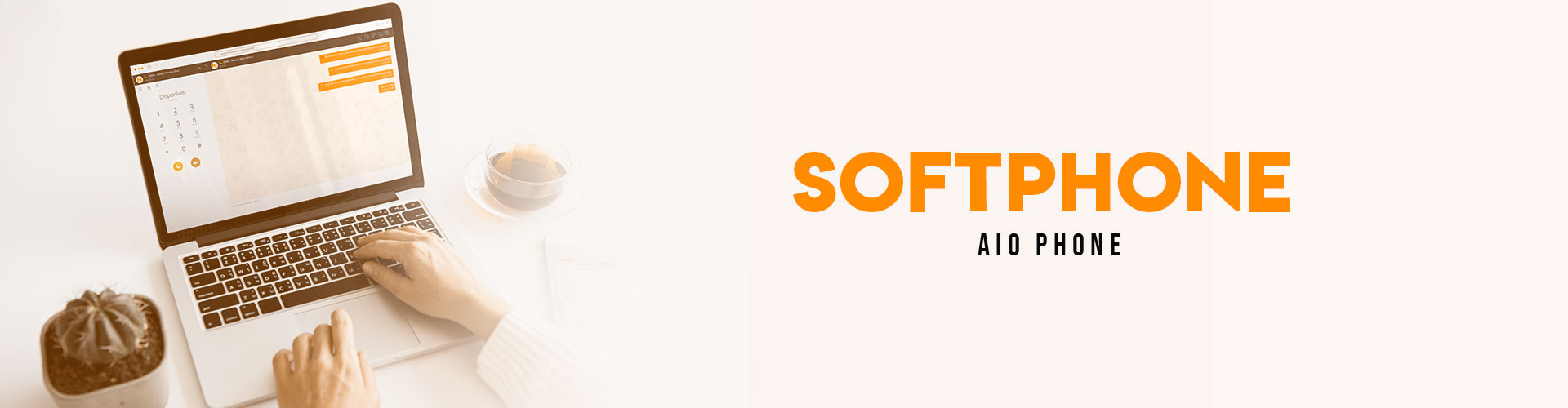 Call Center - Softphone