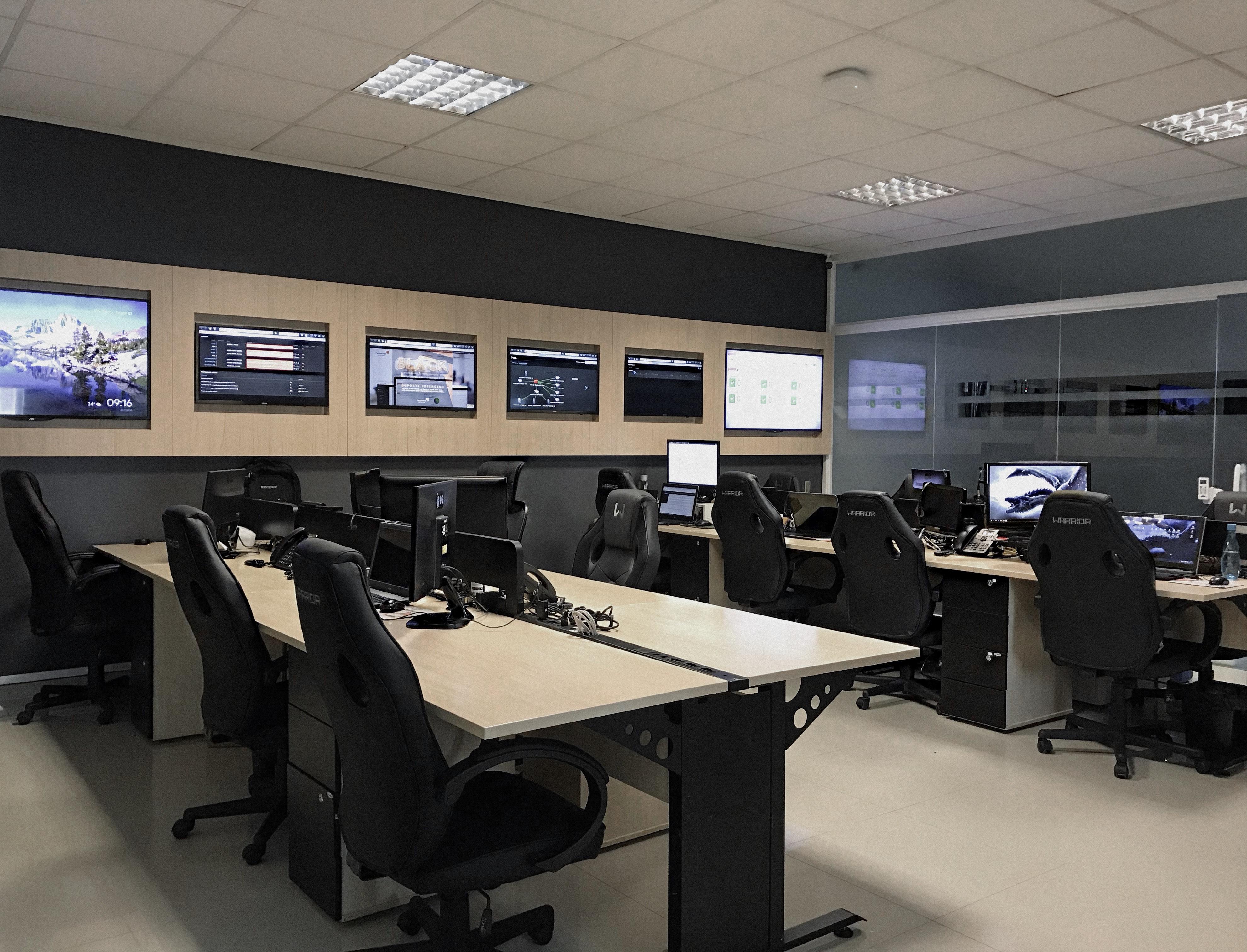 Hosanna Tecnologia - Infraestrutura